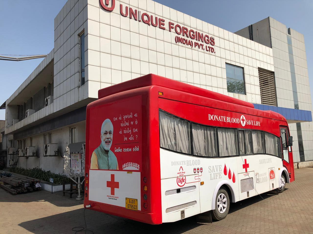 Blood-donation